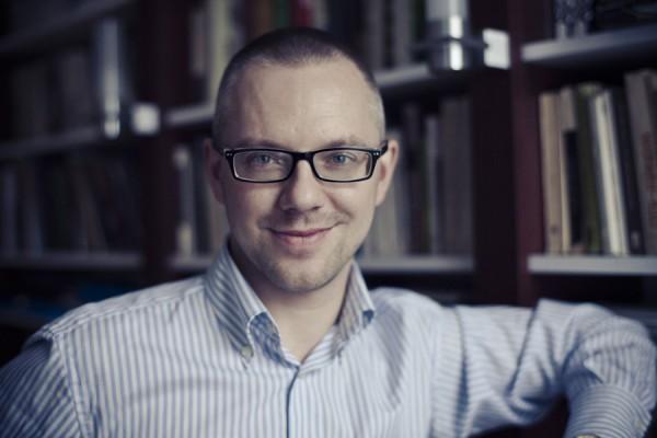 Wojciech Bońkowski foto portrait