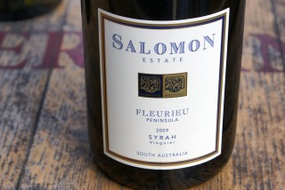 Salomon Estate Fleurieu Estate Shiraz Viognier 2009