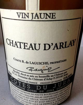 Château d'Arlay Vin Jaune 1997