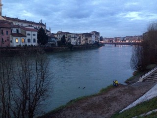 Verona is very photogenic.