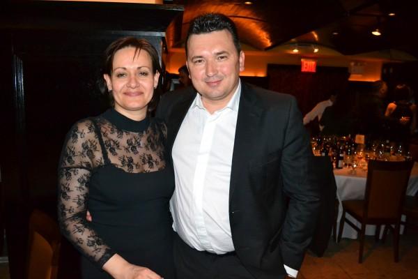 Nadia and Valter Fissore of Elvio Cogno. © Fine Wine Geek