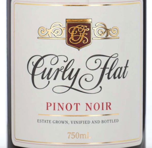 Curly Flat Macedon Ranges Pinot Noir 2012