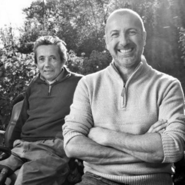 Giacomo and Claudio Fenocchio. © Giacomo Fenocchio.