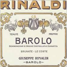 Rinaldi Barolo Brunate Le Coste